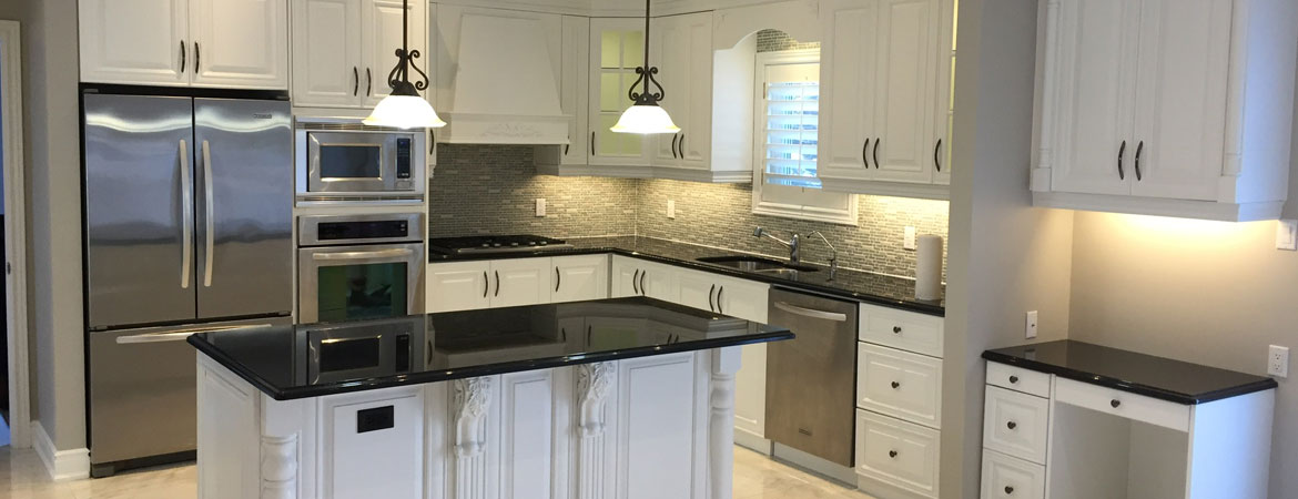 REFINISHING KITCHEN CABINETS in Toronto