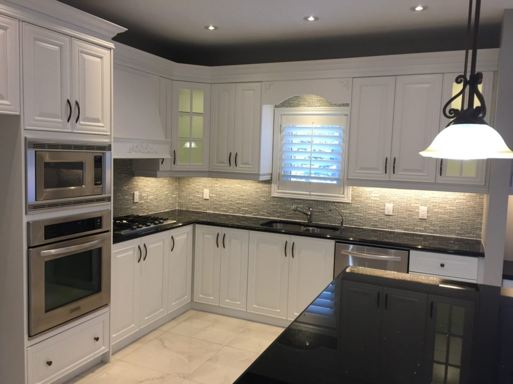 Lacquer and Paint for Kitchen Cabinets